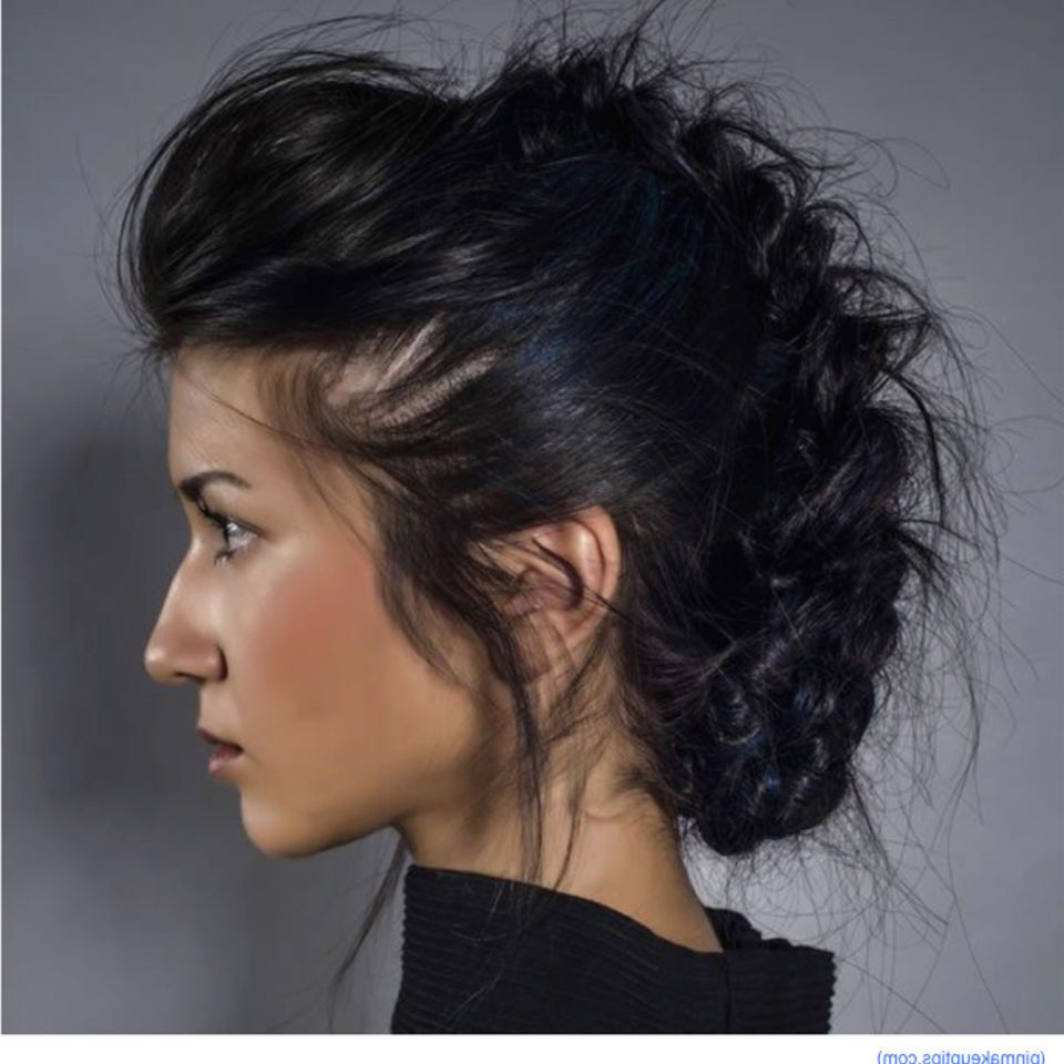 Famous Versatile Mohawk Hairstyles Throughout Check This Out: The Most Versatile Updo: The Fancy Mohawk (View 5 of 20)