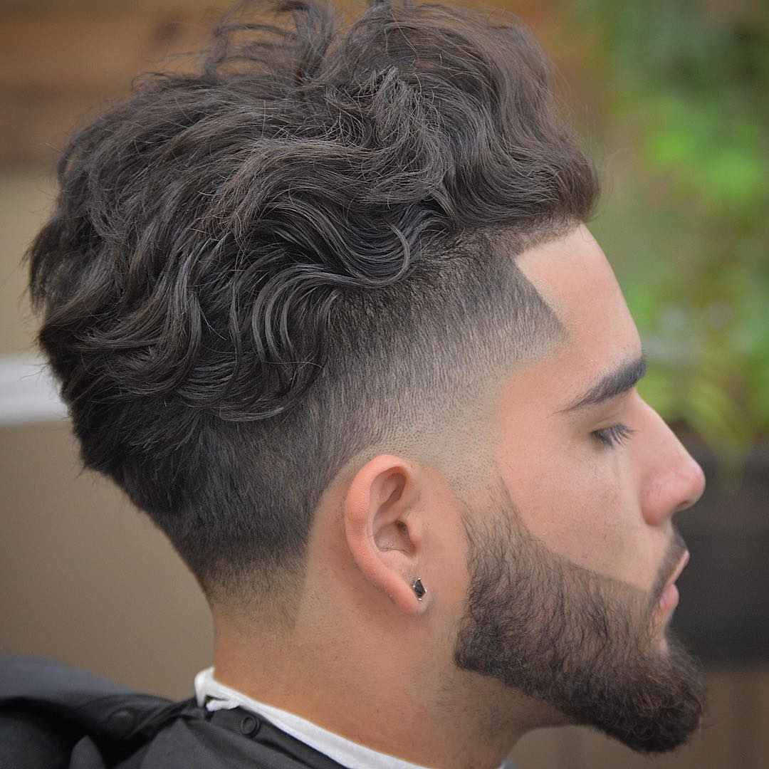 Famous Wavy Curly Medium Hairstyles For 21 Cool Men's Haircuts For Wavy Hair (2019 Update) (View 14 of 20)