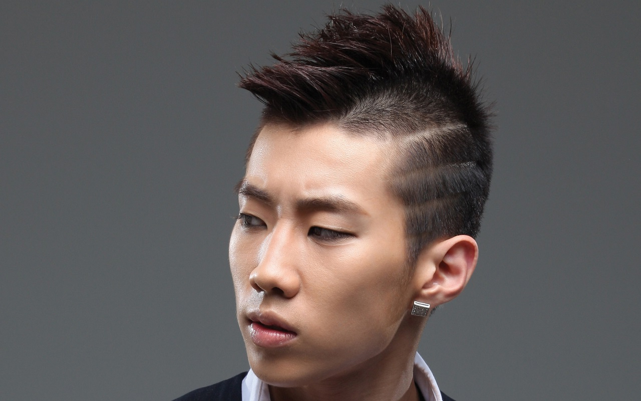 [%Fashionable Gelled Mohawk Hairstyles Inside 85 Charming Asian Hairstyles For Men – [New In 2018]|85 Charming Asian Hairstyles For Men – [New In 2018] For Most Up To Date Gelled Mohawk Hairstyles%] (View 2 of 20)