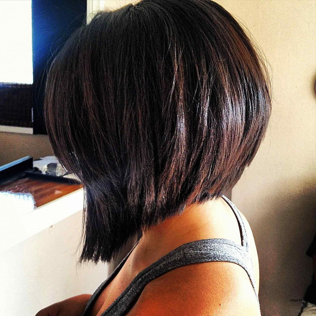 Fashionable Graduated Medium Haircuts In √ 24+ Lovely Short Hairstyles Back View: Graduated Bob Hairstyles (View 9 of 20)