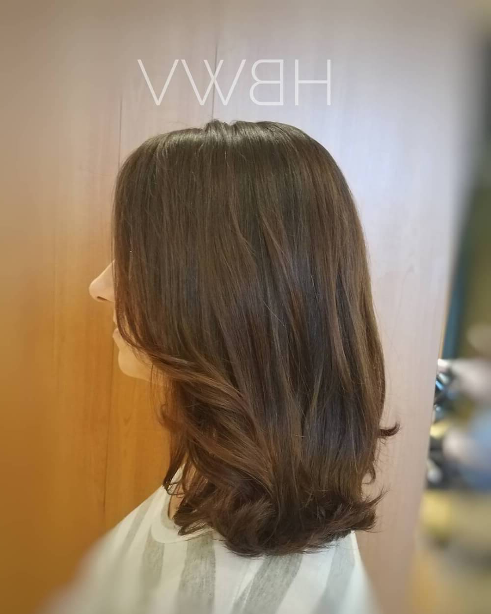 Fashionable Layered And Flipped Hairstyles For Medium Length Hair With Regard To 51 Stunning Medium Layered Haircuts (Updated For 2019) (View 13 of 20)