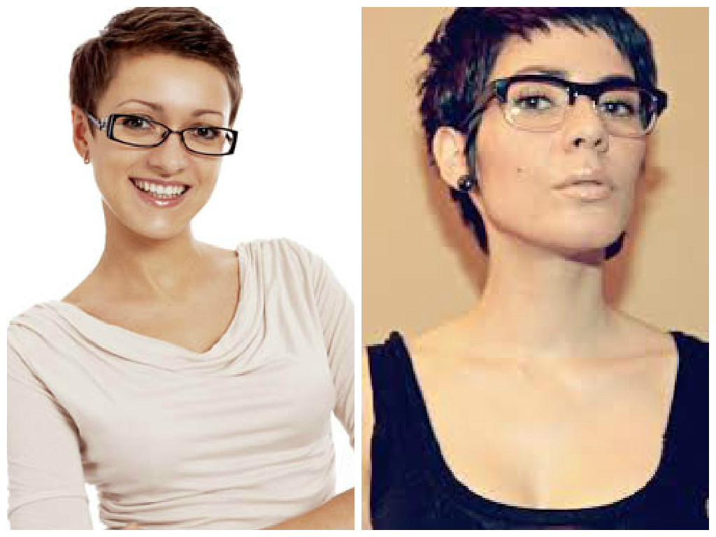 Fashionable Medium Haircuts For Women Who Wear Glasses In The Best Short Hairstyles To Wear With Glasses – Hair World Magazine (View 15 of 20)