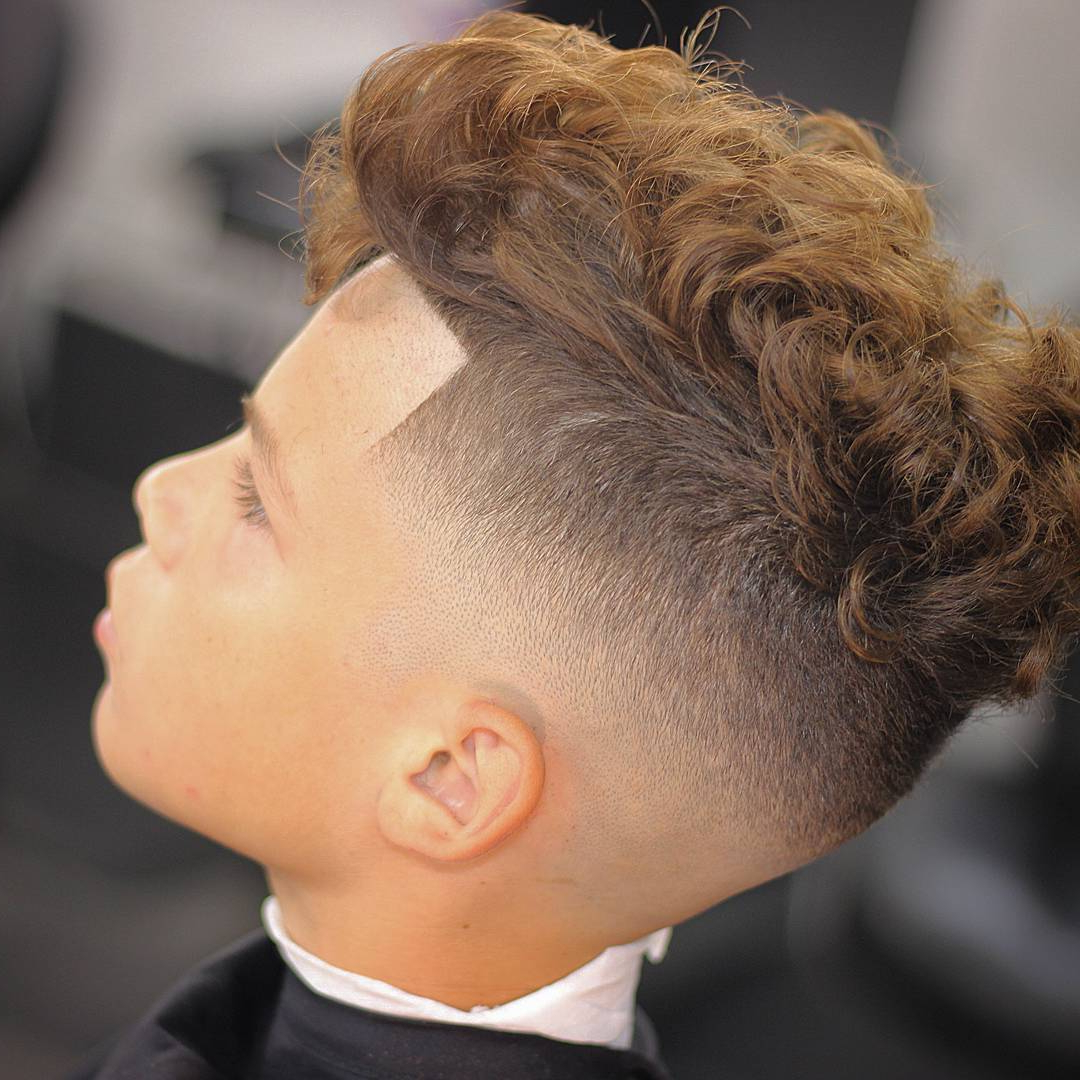 Fashionable Medium Haircuts With Curly Hair Pertaining To The 50 Best Curly Hair Men's Haircuts + Hairstyles Of  (View 7 of 20)