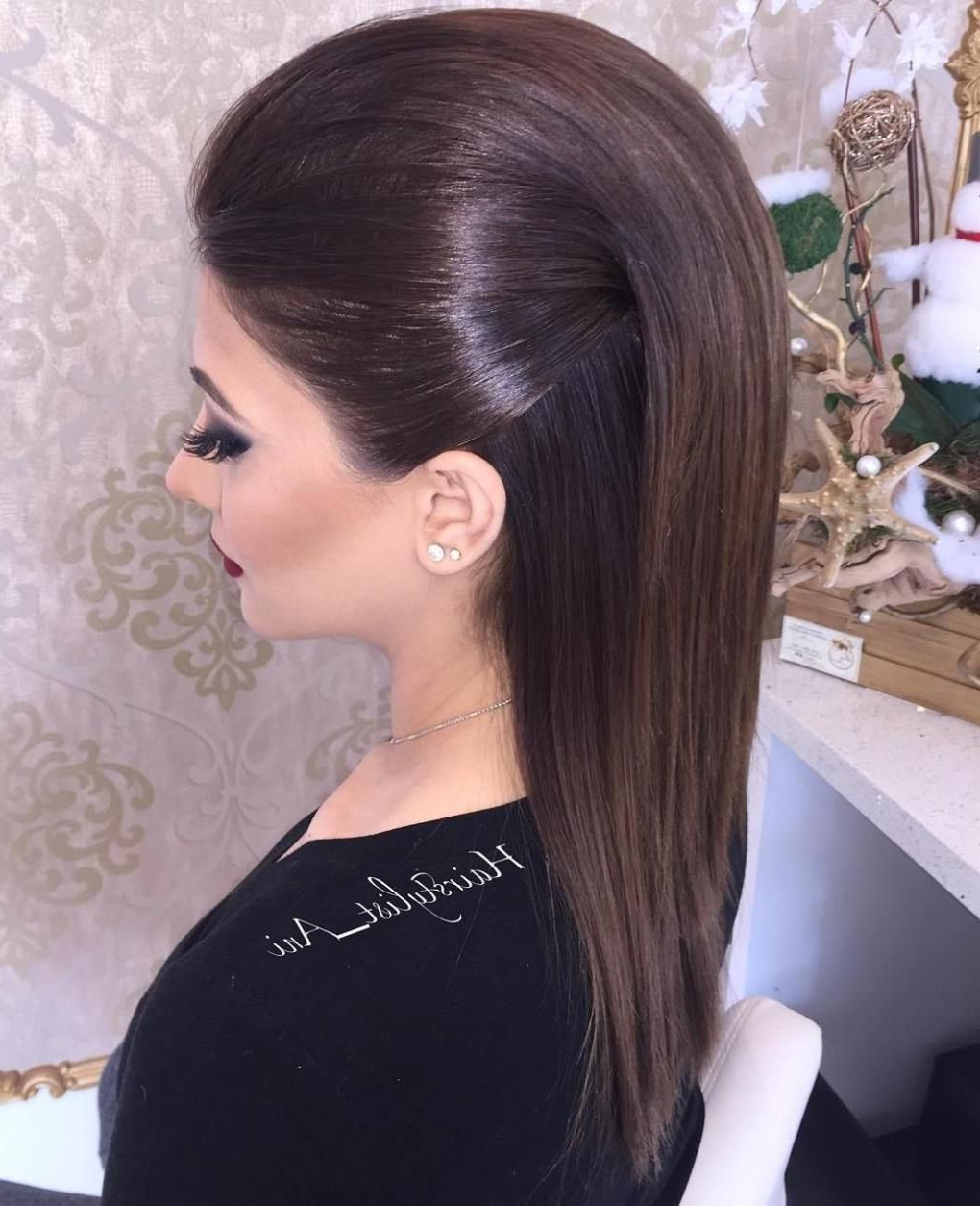 Fashionable Medium Hairstyles For Heart Shaped Faces Intended For Best Short Hairstyle For Heart Shaped Face (View 4 of 20)