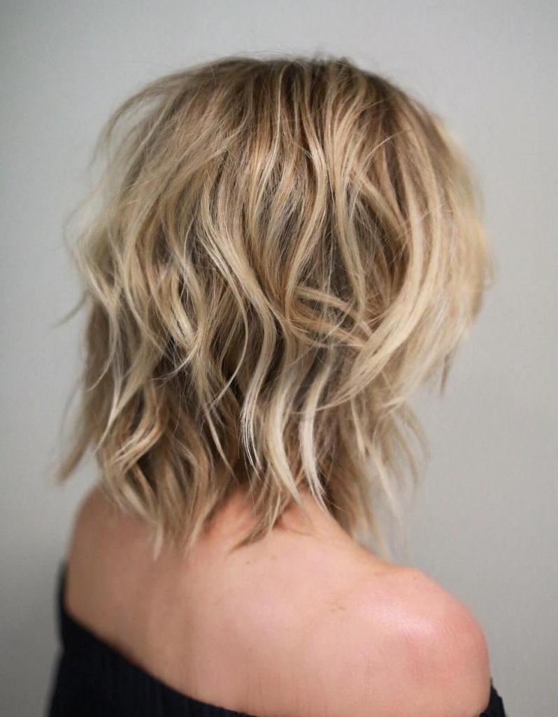 Fashionable Platinum Blonde Medium Hairstyles Pertaining To Gallery Of Medium Length Platinum Blonde Hairstyles Fashionbeans (View 16 of 20)
