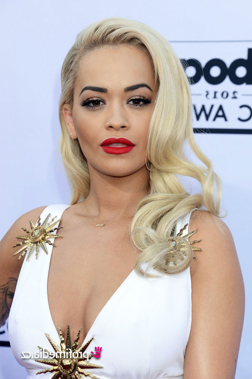 Fashionable Rita Ora Medium Hairstyles With Regard To Rita Ora – – Hairstyle – Easyhairstyler (Gallery 8 of 20)