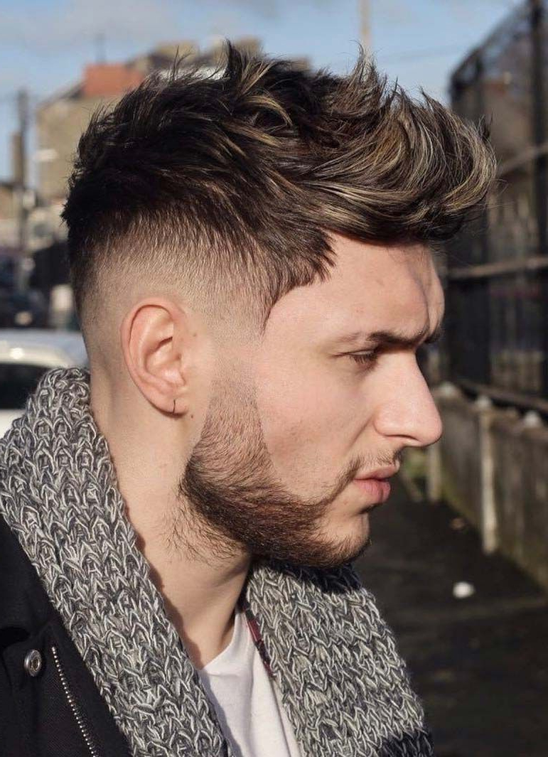 Faux Hawk Hairstyle – Keep It Even More Exciting (View 5 of 20)