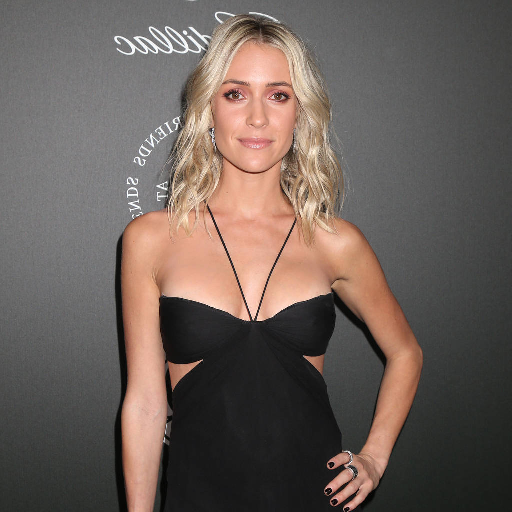 Favorite Kristin Cavallari Medium Hairstyles Inside Kristin Cavallari Reduced To Tearsbrother's Message Via Tv Medium (View 12 of 20)