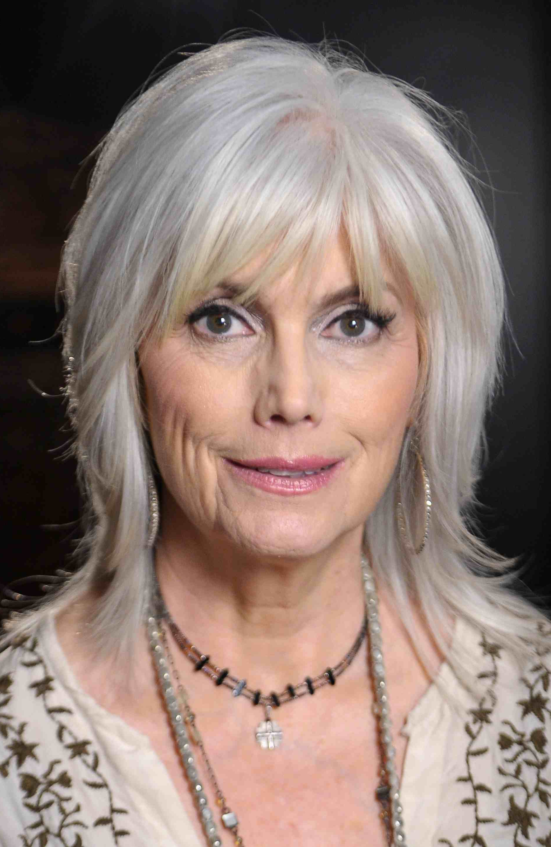 Favorite Medium Haircuts For Grey Haired Woman Throughout From Short To Long: 24 Fabulous Shag Haircuts (View 9 of 20)