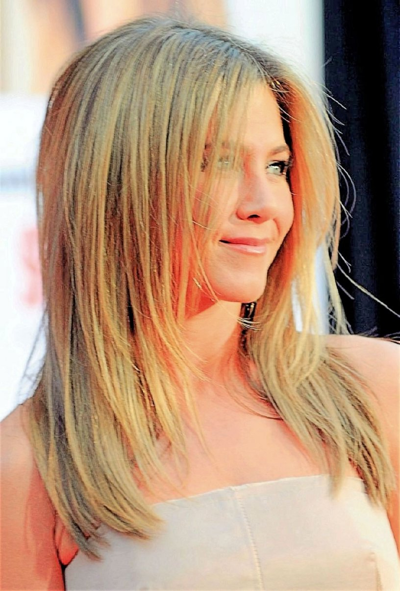 Favorite Medium Haircuts Straight Hair With Regard To Medium Haircuts For Straight Hair Shoulder Length Blonde Hairstyles (View 9 of 20)