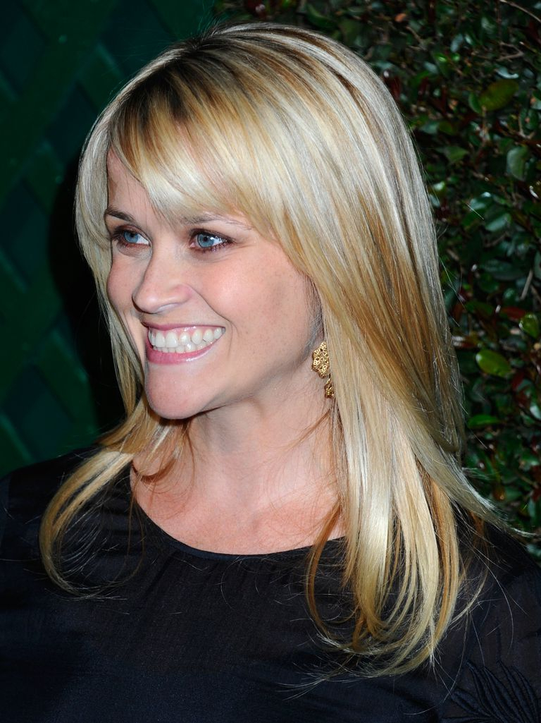 Favorite Medium Hairstyles With Bangs For Fine Hair Within 20 Photos Of Hairstyles With Gorgeous Side Swept Bangs (View 8 of 20)