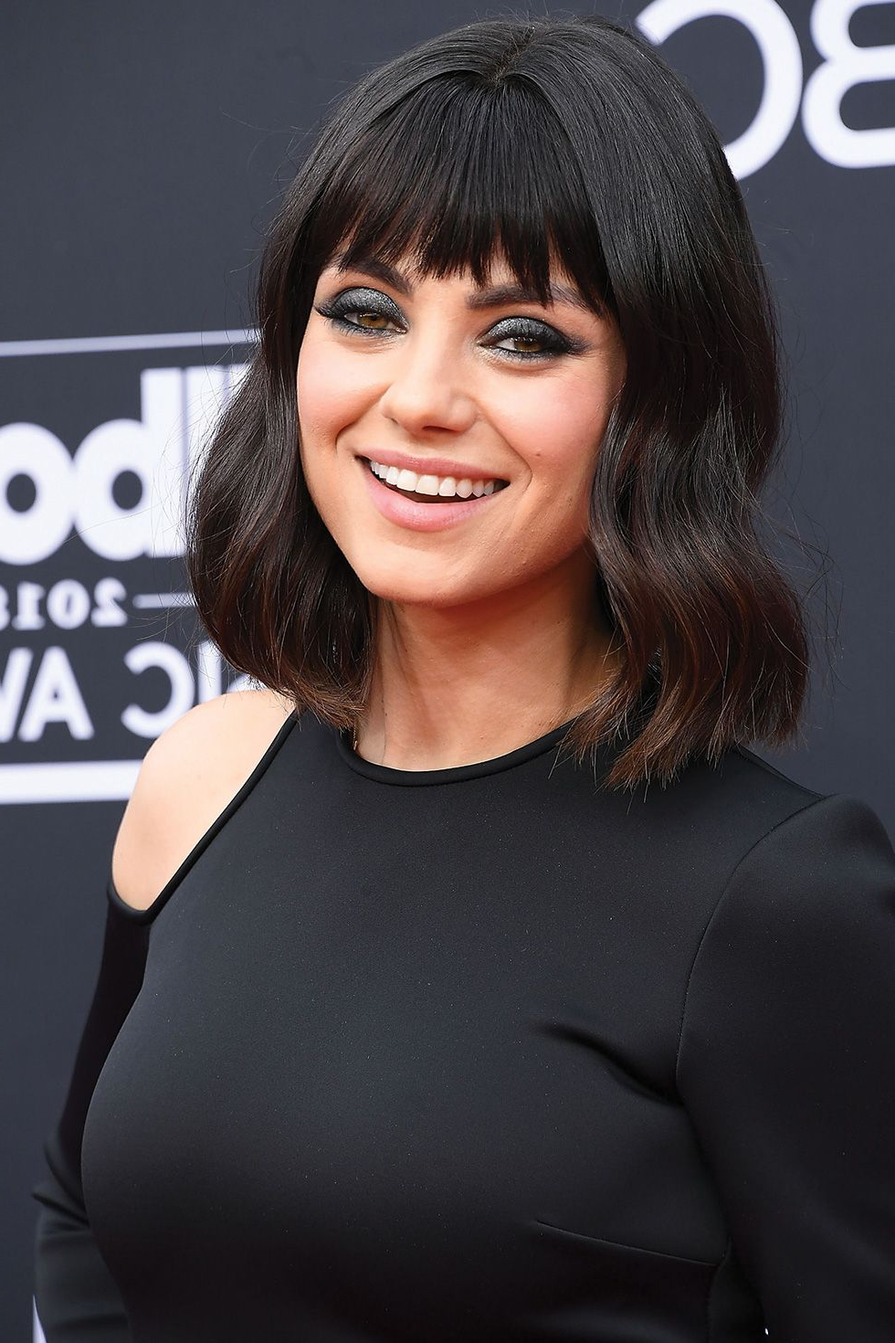 Favorite Mila Kunis Medium Hairstyles Within 31 Celebrity Haircuts For Short, Medium, And Long Hair (View 7 of 20)