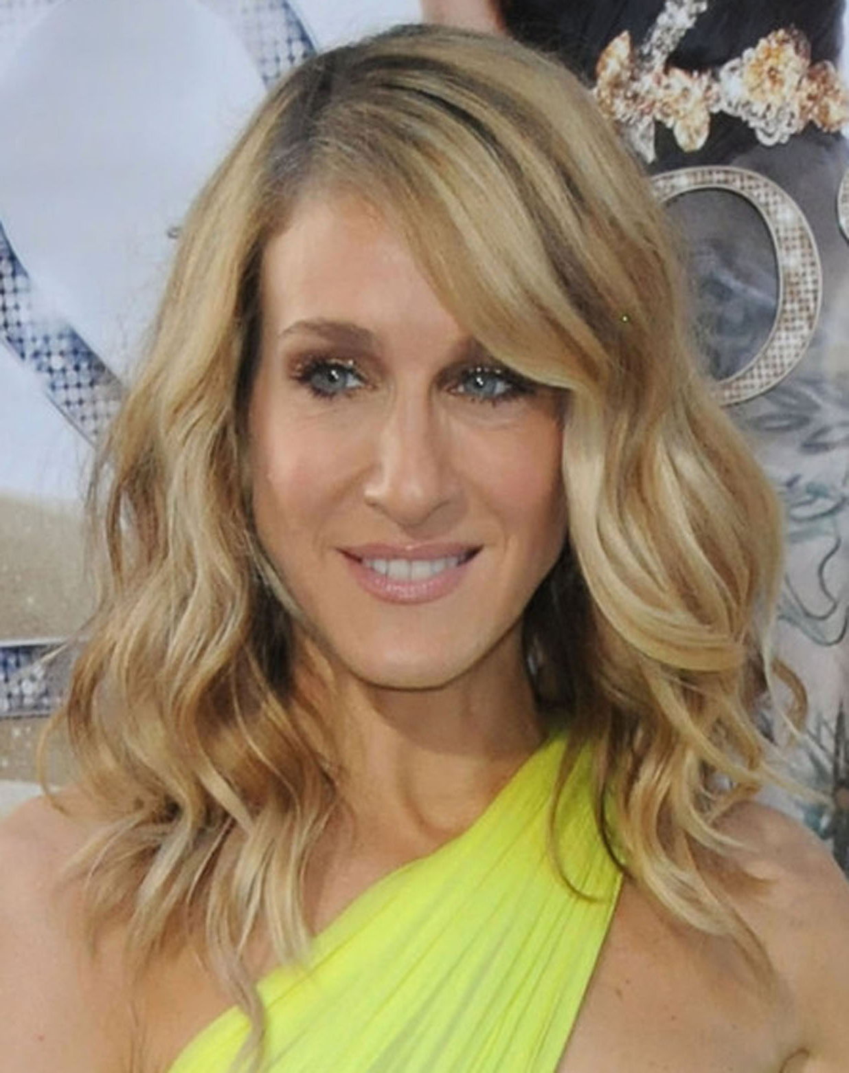 Featured Photo of Sarah Jessica Parker Medium Hairstyles