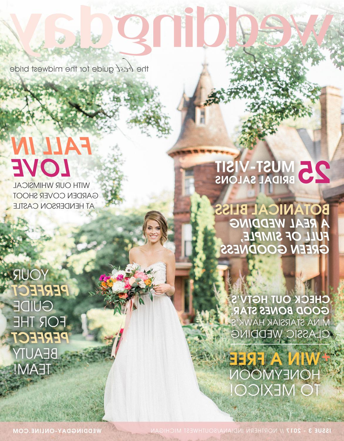 Favorite Wedding Day Bliss Faux Hawk Hairstyles With Regard To Weddingday Magazine – Northern Indiana/southwest Michigan Issue (View 7 of 20)