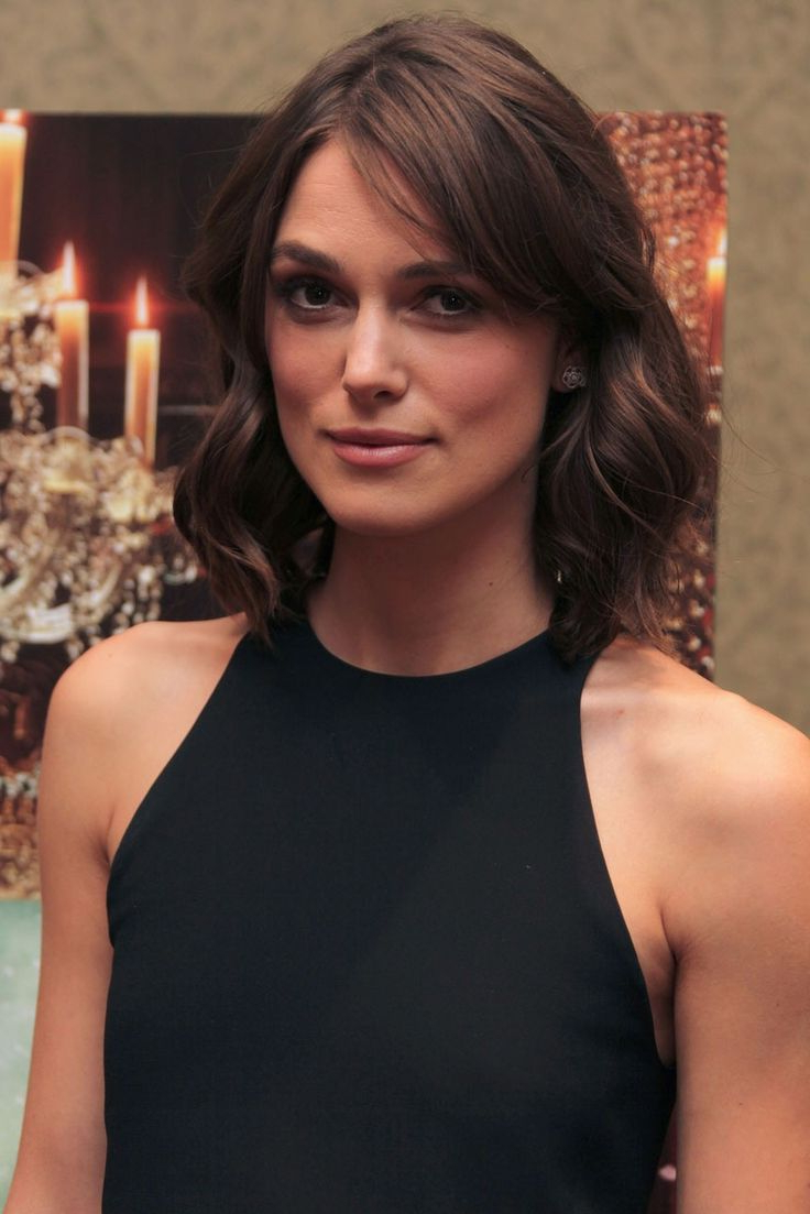 Find Out Full Gallery Of Superb Keira Knightley Pictures Short Hair With Widely Used Keira Knightley Medium Hairstyles (Gallery 12 of 20)