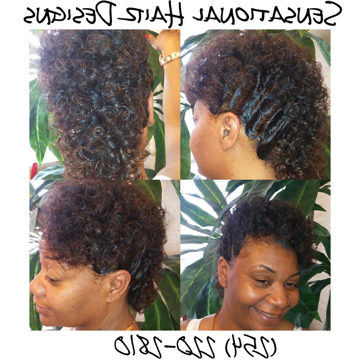 Featured Photo of Ride The Wave Mohawk Hairstyles