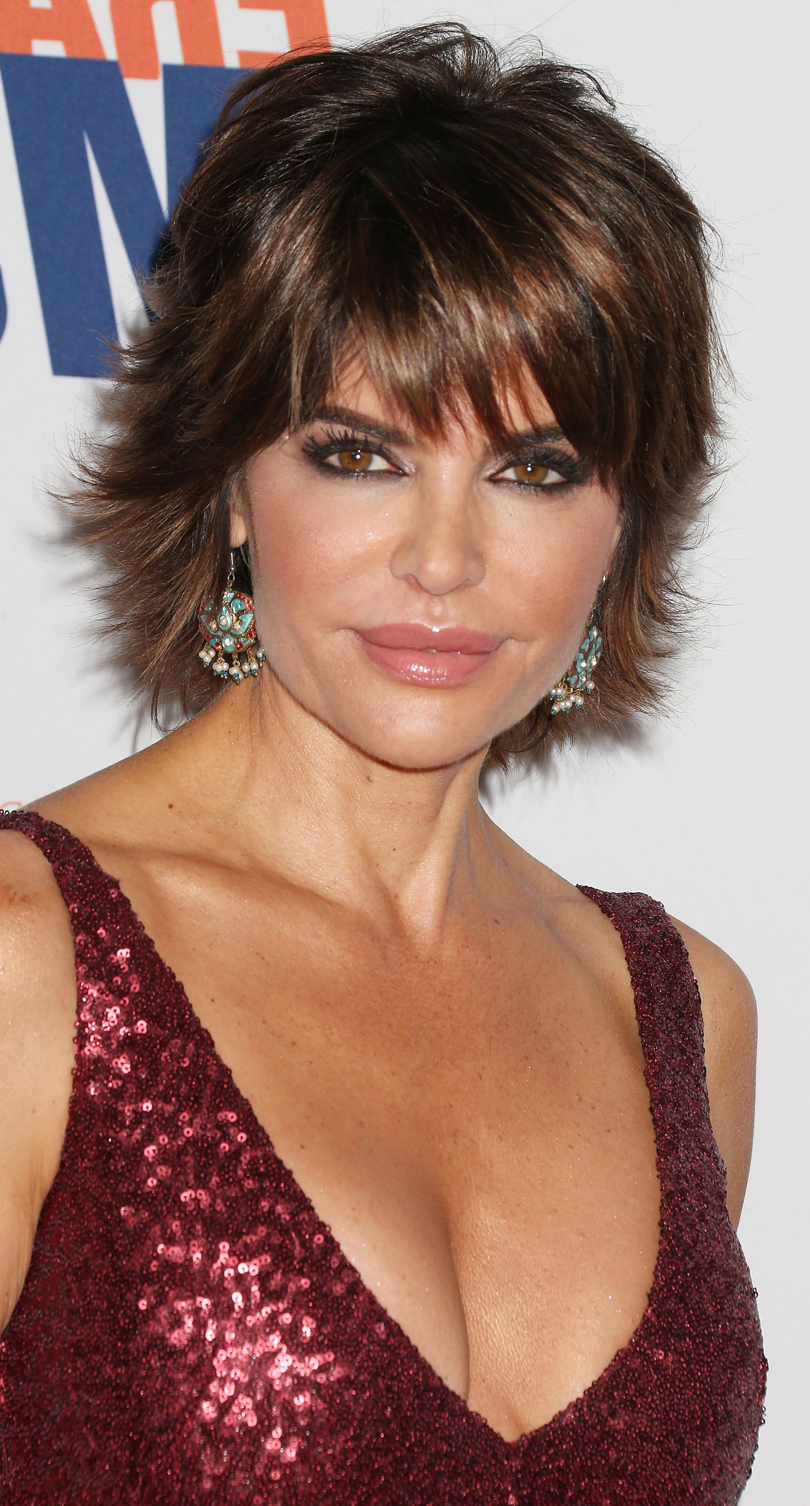 From Short To Long: 24 Fabulous Shag Haircuts Pertaining To Most Recently Released Brunette Messy Shag Hairstyles (View 7 of 20)