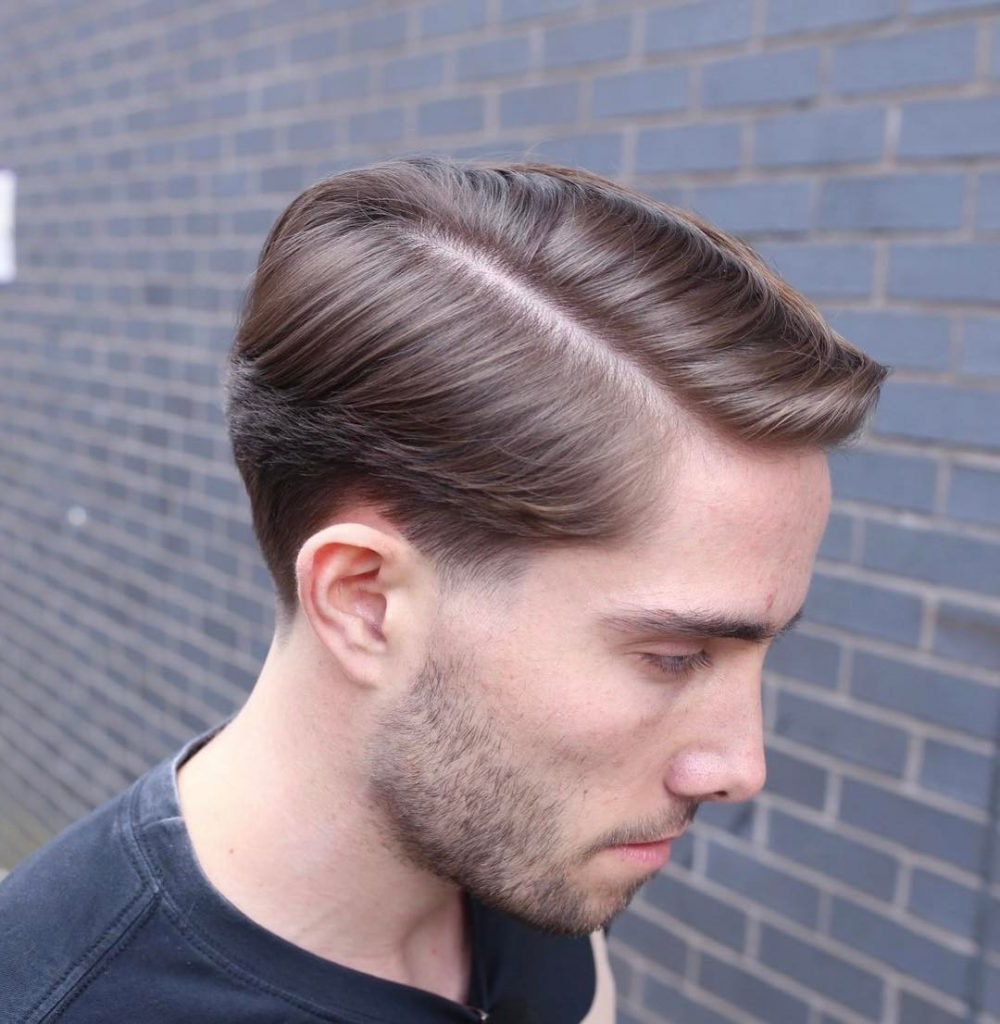 Gentlemens Hairstyles (View 9 of 20)