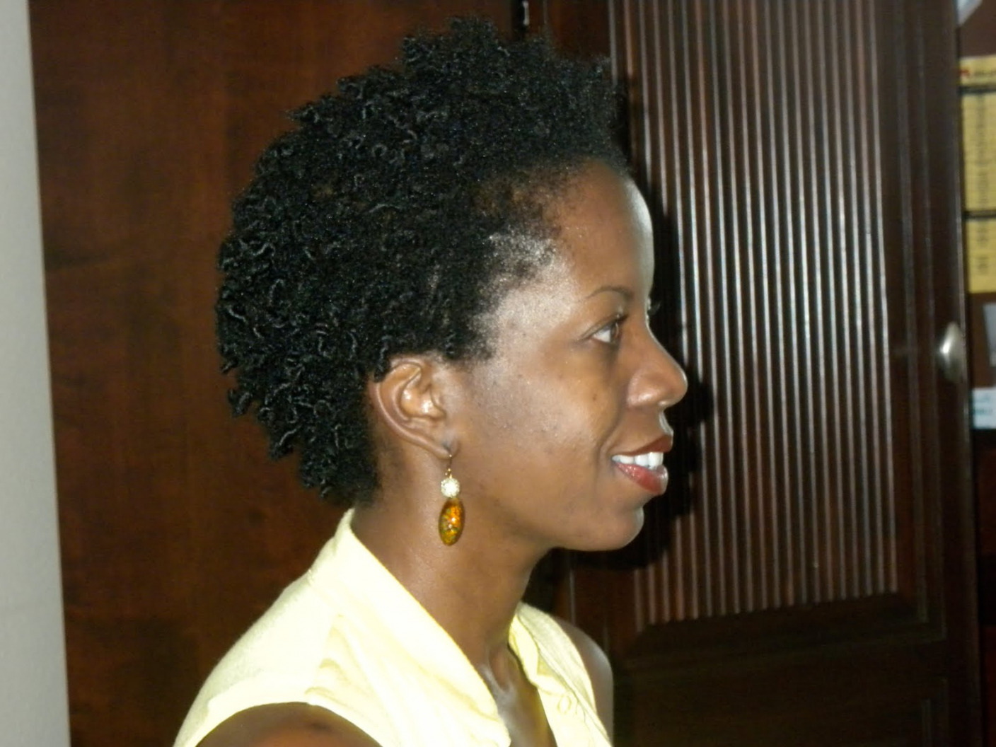 Groovy Short Natural Hairstyles For Black Women (Gallery 17 of 20)