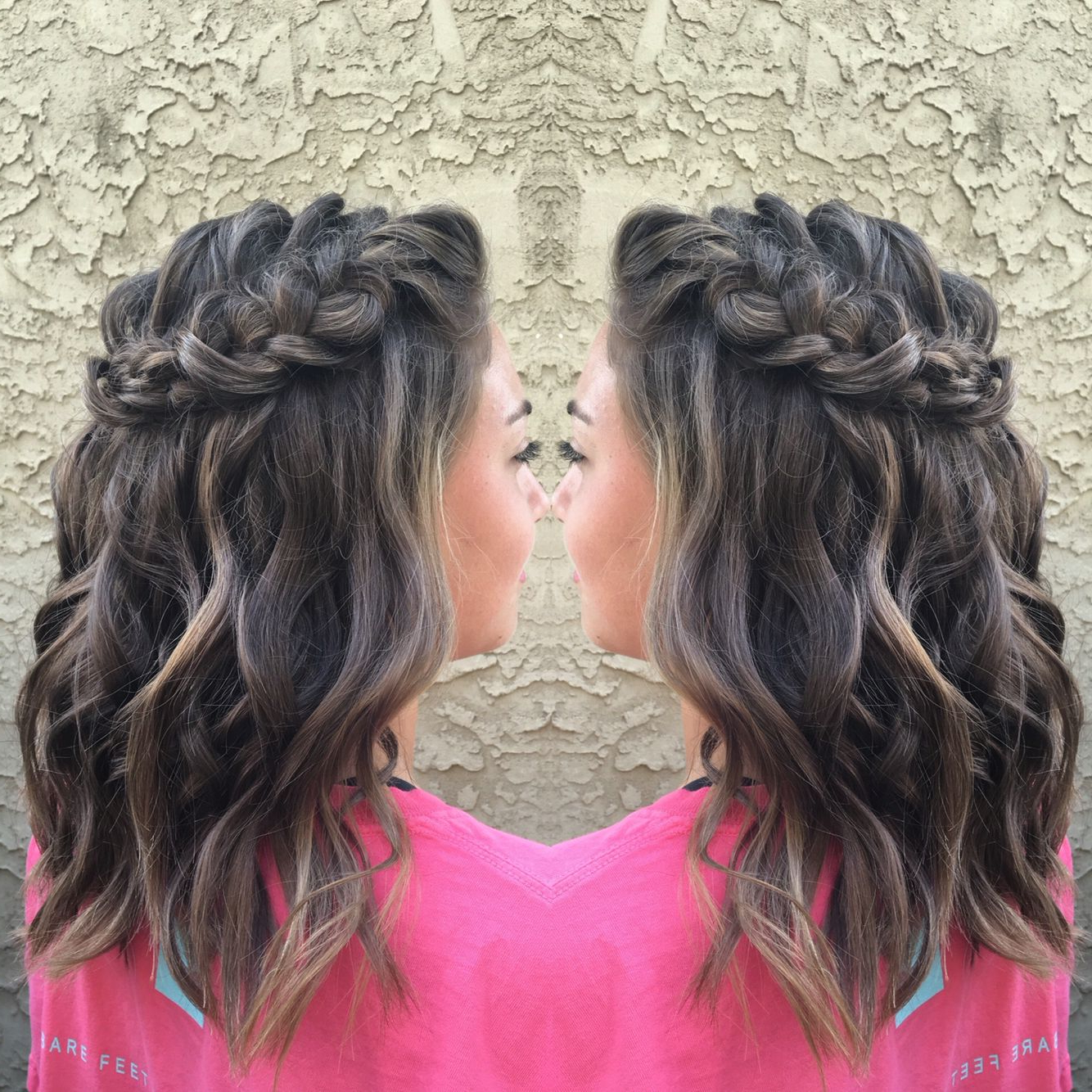 Featured Photo of Homecoming Medium Hairstyles