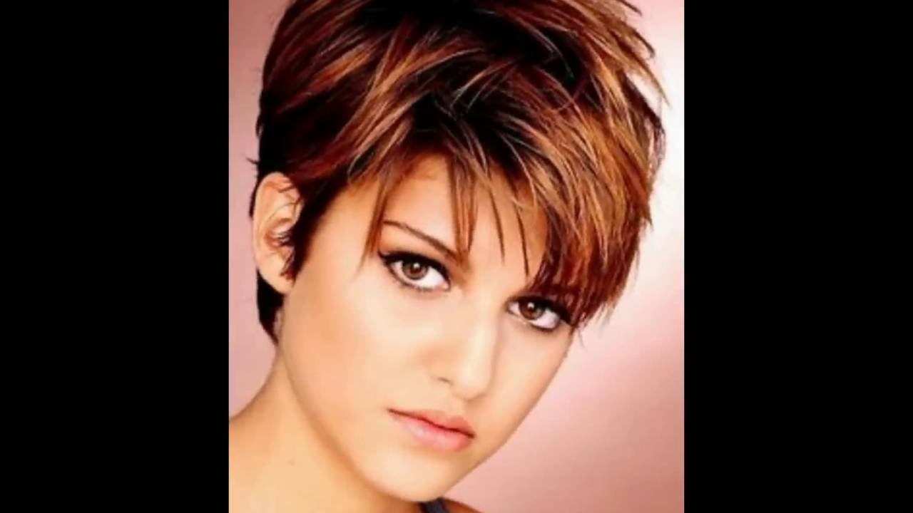 Hair Color : Scenic Haircuts Thick Wavy Frizzy Hair Hairstyles Curly In Most Popular Medium Haircuts For Wavy Frizzy Hair (View 11 of 20)