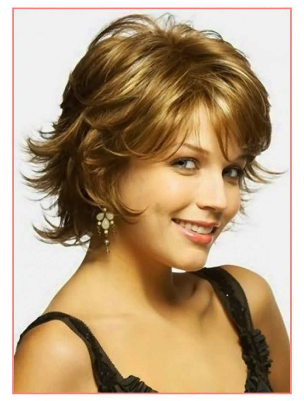 Hair Cuts : Awesome Best Cuts For Thick Fine Wavy Hair Haircut With Intended For Well Known Medium Haircuts For Thick Fine Hair (View 7 of 20)