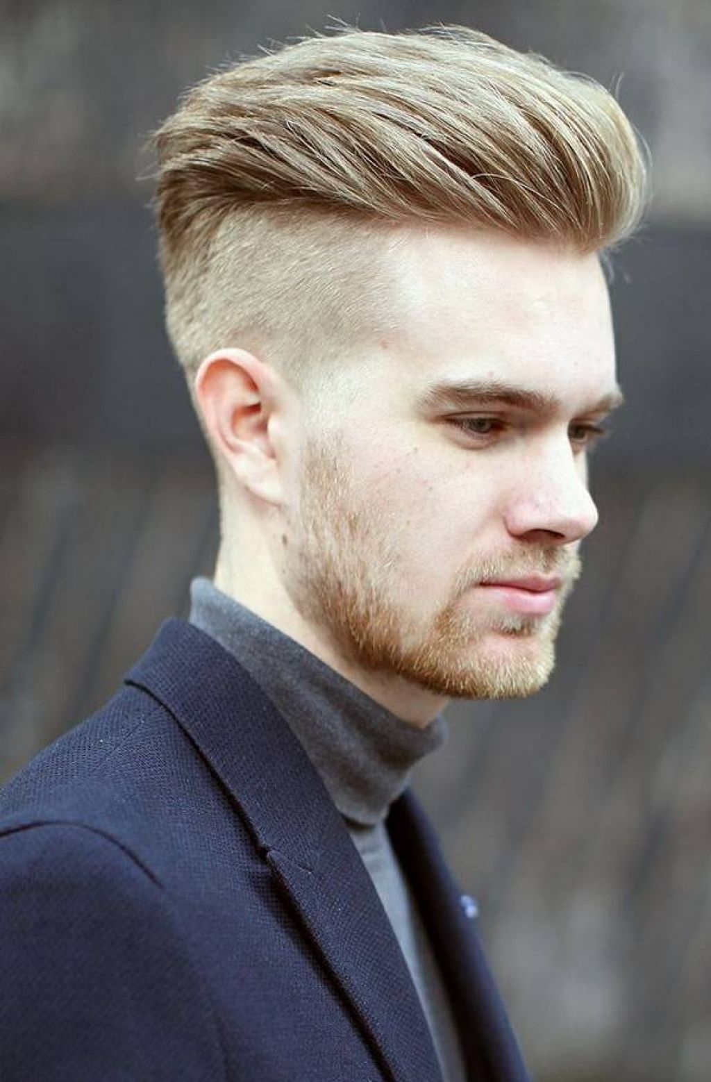 Hair Cuts : Awesome Trendy Males Mens For Curly Hair Short Intended For Most Up To Date Shaved Side Medium Hairstyles (View 6 of 20)
