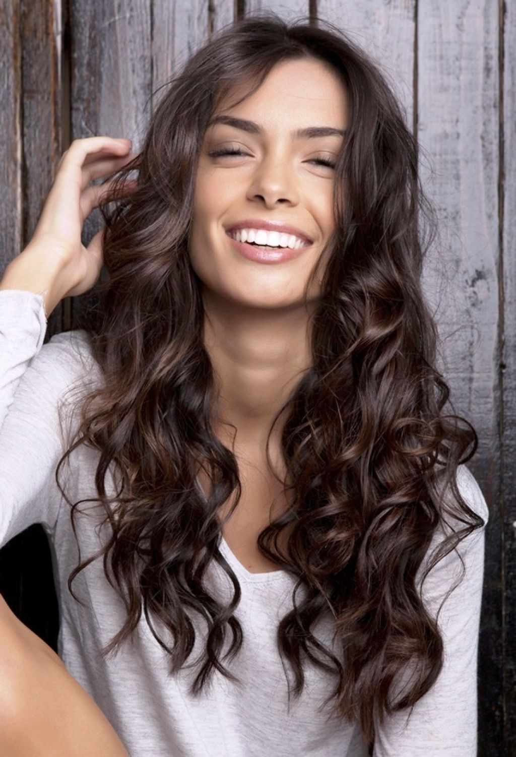Hair Cuts : Cool Naturally Curly Haircuts Short For Round Faces Long With Regard To Current Medium Haircuts For Naturally Curly Hair And Round Face (View 8 of 20)
