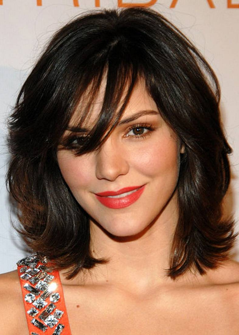 Hair Cuts : Haircuts For Thin Wavy Frizzy Hair Shoulder Length And Throughout 2018 Medium Haircuts For Thin Wavy Hair (View 6 of 20)