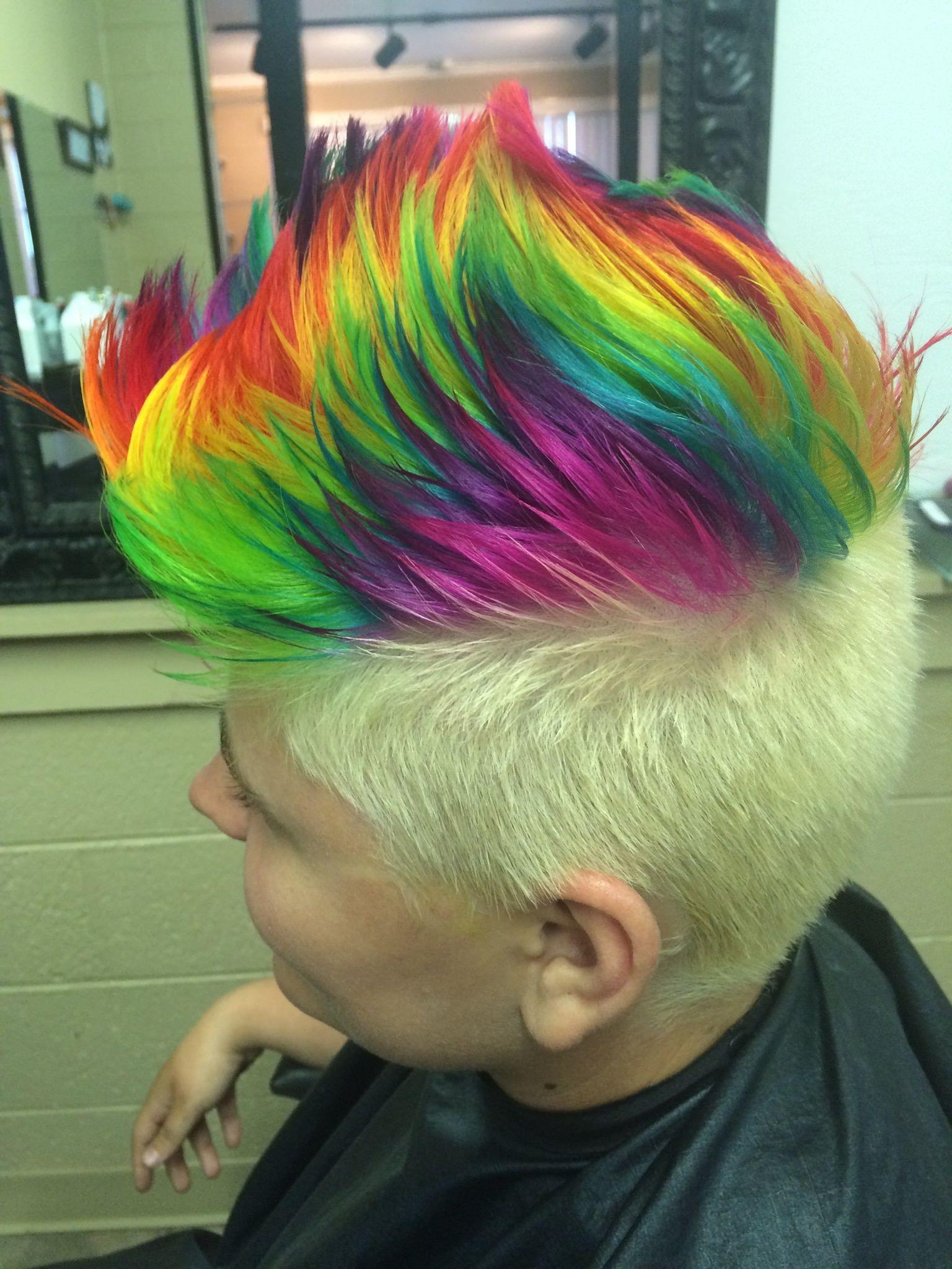 Hair, Hair Styles, Rainbow Hair (View 11 of 20)