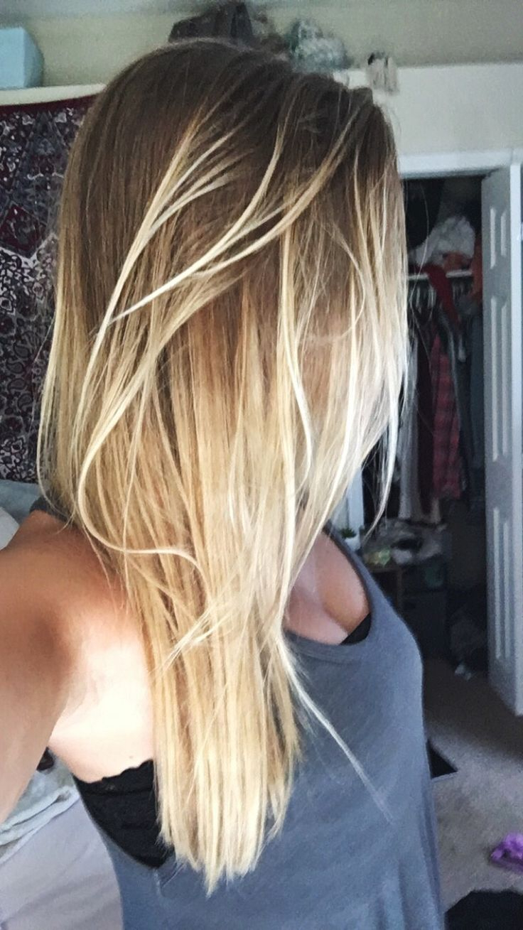 Hair Stuff Pertaining To Well Liked Salty Beach Blonde Layers Hairstyles (View 11 of 20)