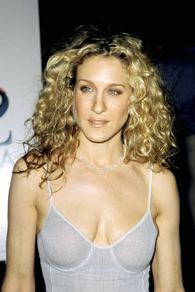 Hair Style Idea: Sarah Jessica Parker Short Hair Pertaining To Most Up To Date Sarah Jessica Parker Medium Hairstyles (View 8 of 20)