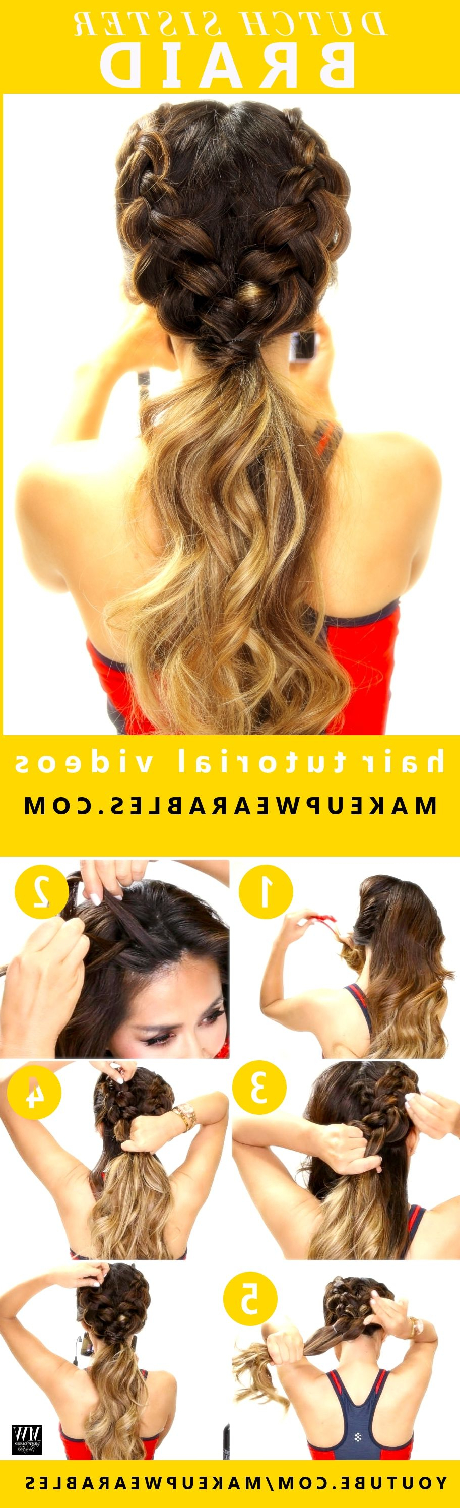Hair Styles, Braided Pertaining To Fashionable Medium Hairstyles For Summer (View 14 of 20)