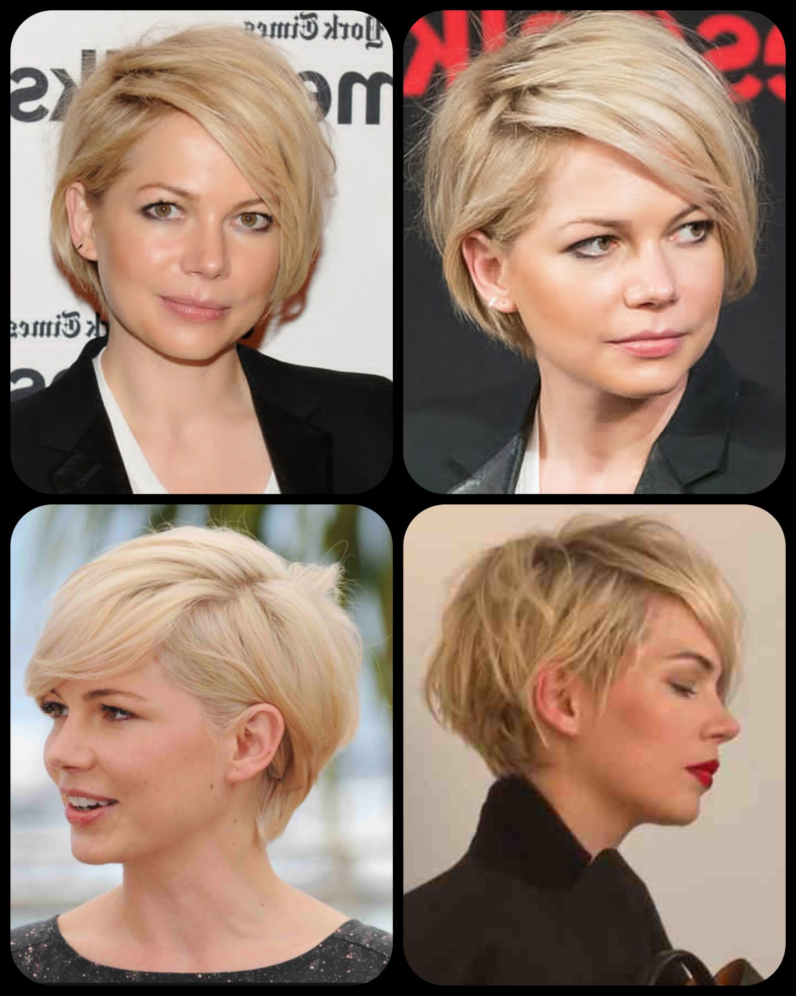 Hair Styles, Hair In Famous Medium Hairstyles For Growing Out A Pixie Cut (View 14 of 20)