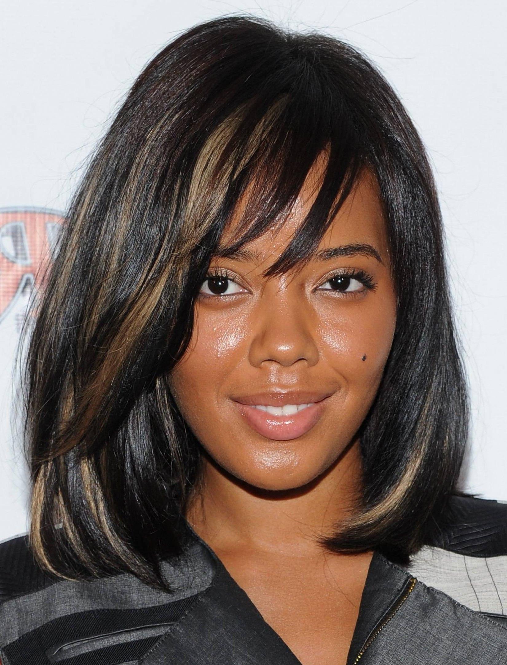 Featured Photo of Black Women Medium Haircuts