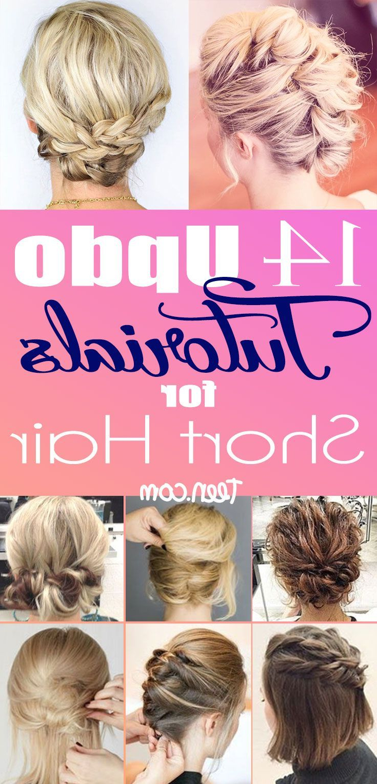Hair Styles Inside Preferred Medium Hairstyles For Formal Event (View 16 of 20)