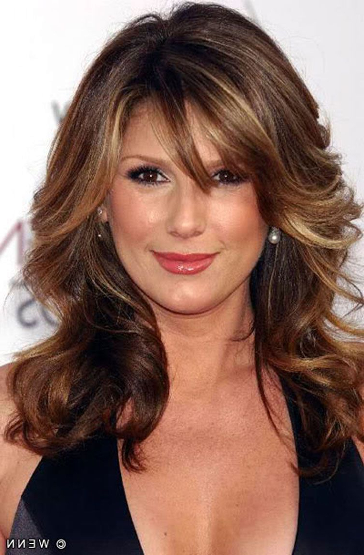 Hair Styles With Most Up To Date Shoulder Length Layered Hairstyles (View 15 of 20)