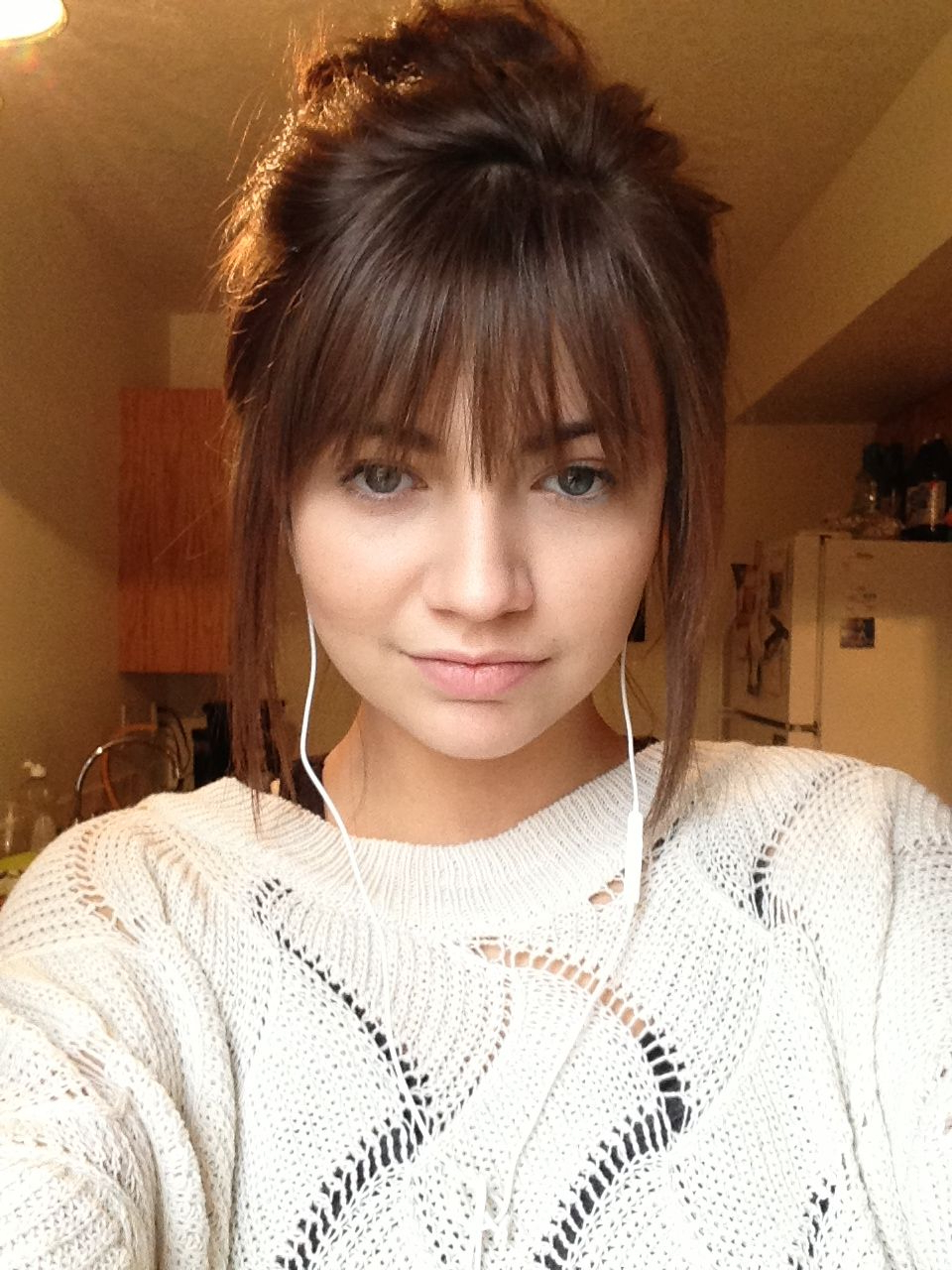 Hair Styles With Regard To Latest Medium Haircuts With Full Bangs (View 11 of 20)