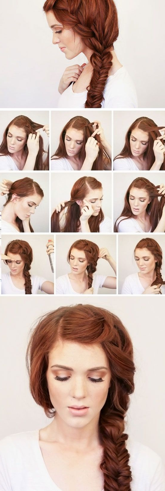 Hair With Fashionable Boho Medium Hairstyles (View 5 of 20)