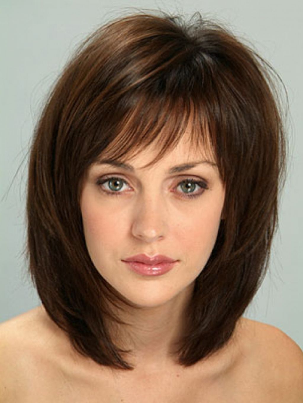 Hair With Popular Medium Haircuts Styles For Women Over (View 5 of 20)