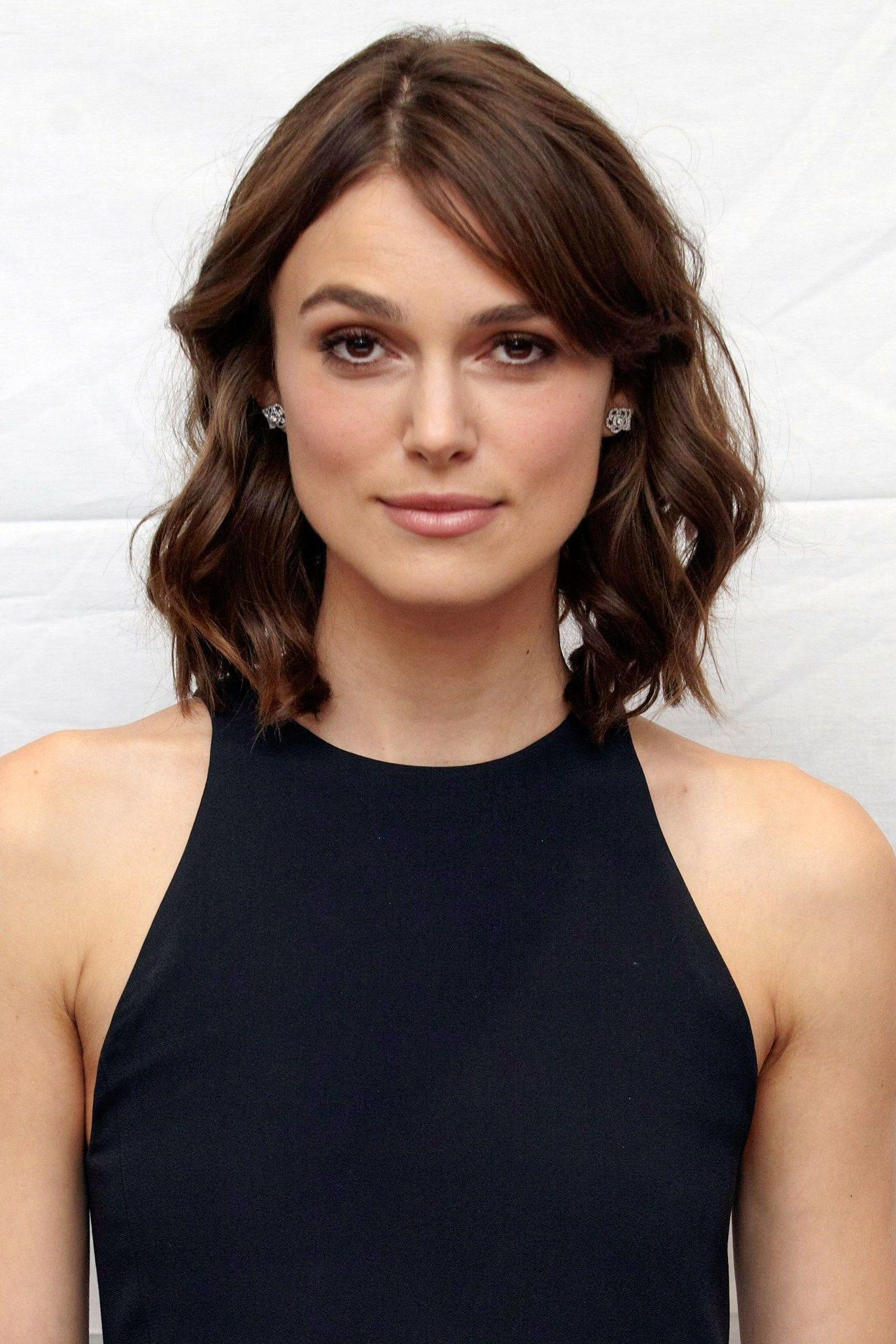Hair Within Fashionable Keira Knightley Medium Haircuts (View 8 of 20)