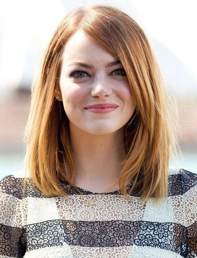 Haircut For Long Face And Big Nose Best Haircut For Long Face Big Within 2018 Medium Hairstyles For Women With Long Faces (View 8 of 20)