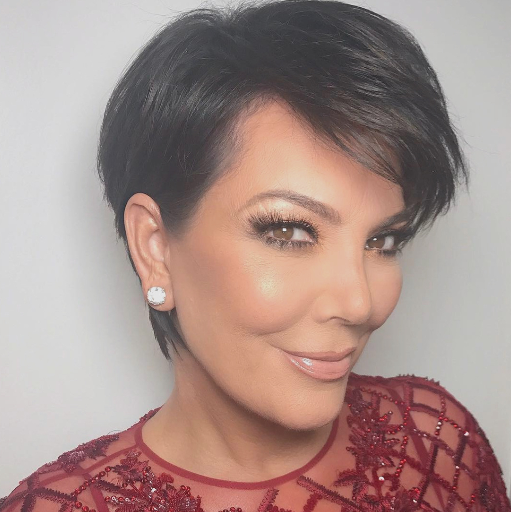 Haircut : Kris Jenner Haircut Style Home Decoration Ideas Designing In Trendy Medium Haircuts Kris Jenner (View 10 of 20)