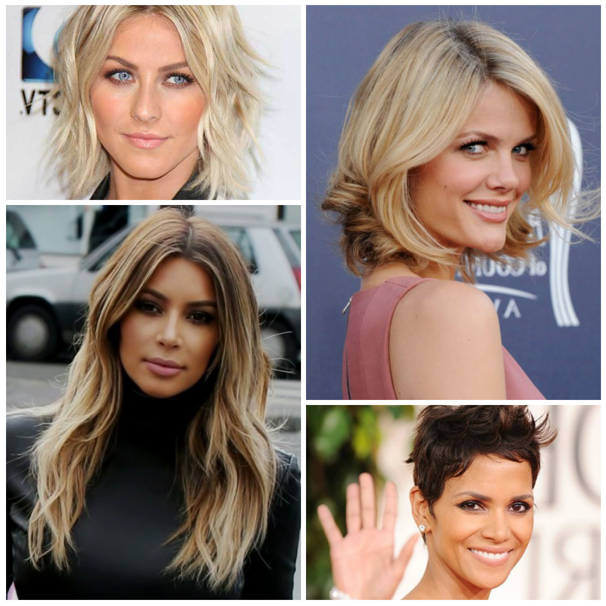 Haircuts, Hairstyles 2019 And Hair Colors For Throughout Best And Newest Celebrities Medium Haircuts (View 7 of 20)