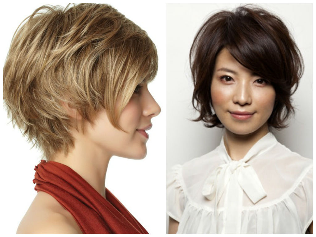 Haircuts That Cover Your Ears For Medium Length – Hair World Magazine Pertaining To Recent Pixie Layered Medium Haircuts (Gallery 2 of 20)