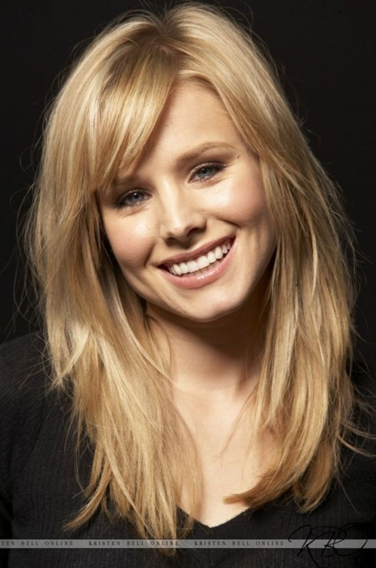 Hairstyle Ideas With Fashionable Medium Hairstyles With Layers And Side Bangs (View 7 of 20)