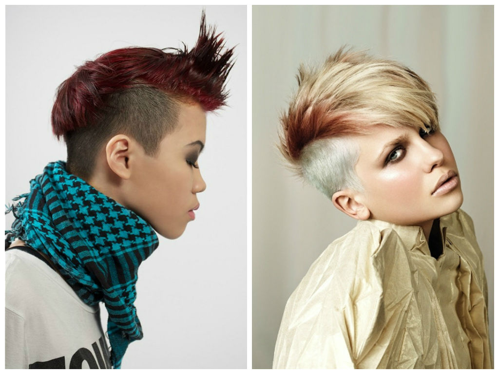 Hairstyle Ideas With Shaved Sides – Hair World Magazine Intended For Latest Medium Haircuts With Shaved Side (View 8 of 20)