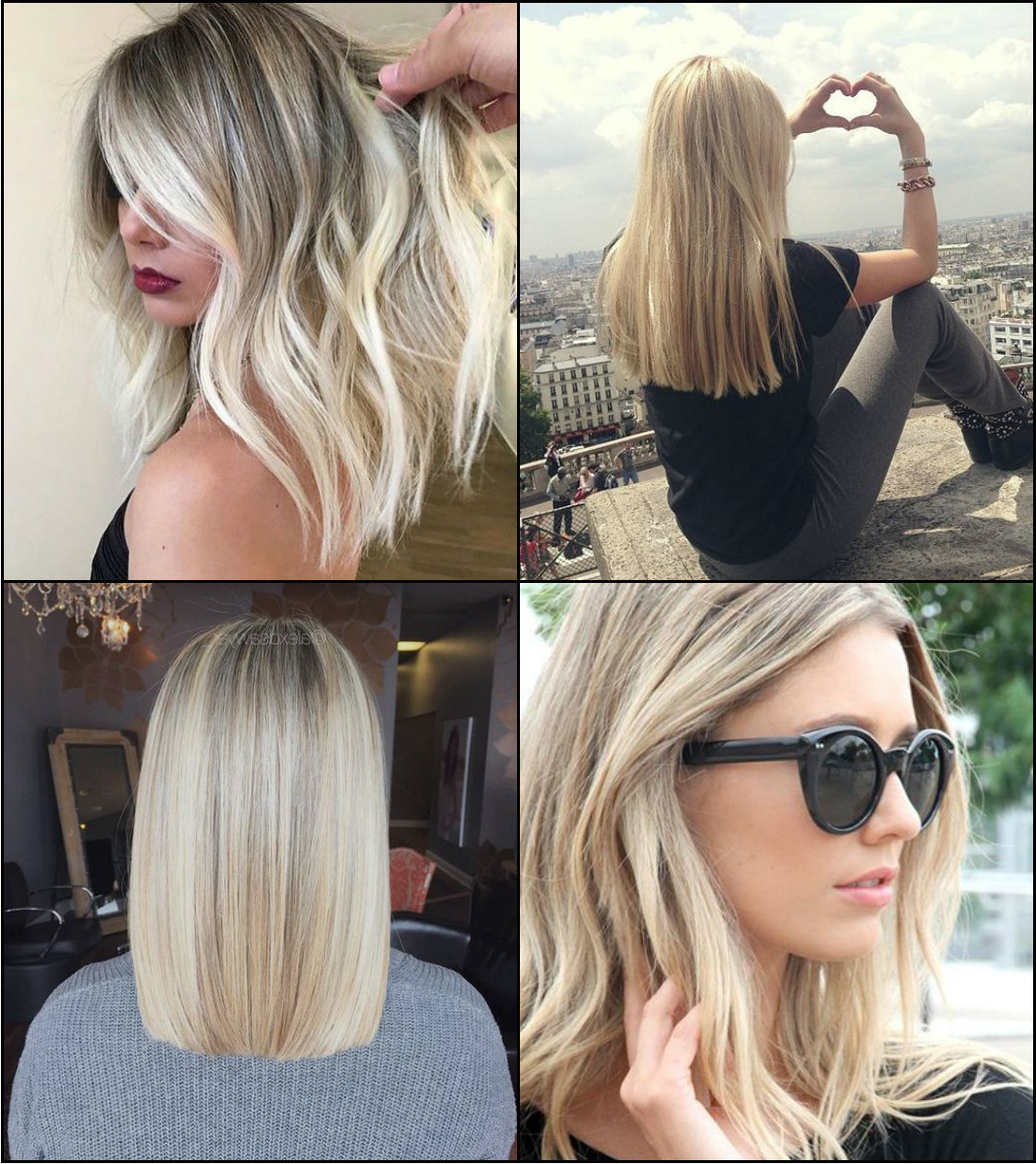 Hairstyles 2017, Hair Colors And Haircuts In 2017 Medium Hairstyles For Spring (View 9 of 20)