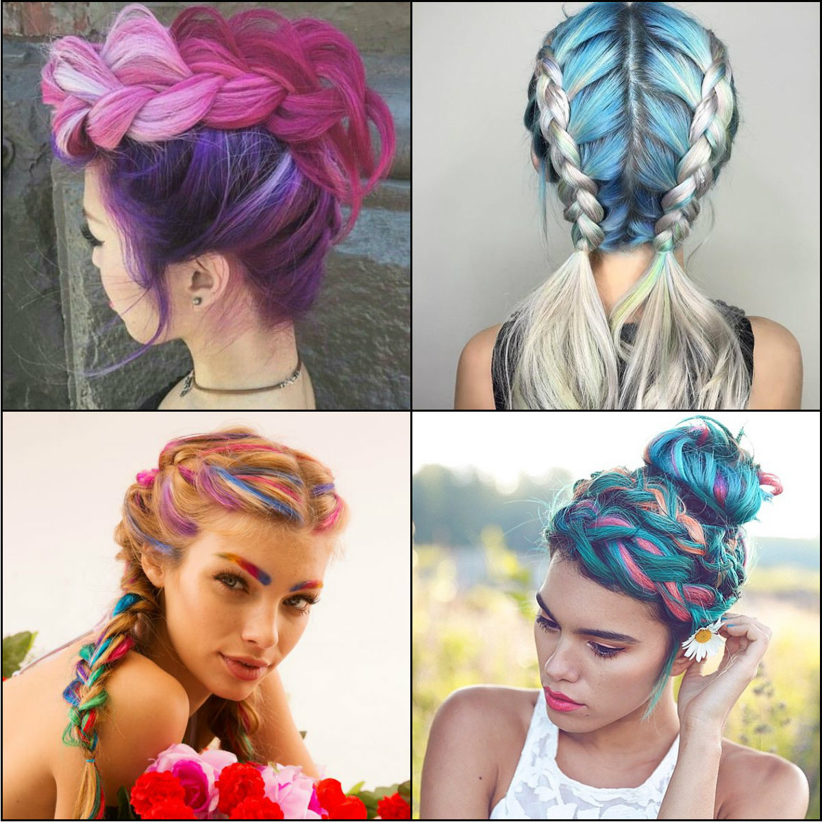 Hairstyles 2017, Hair Colors And Haircuts Within Famous Pink And Purple Mohawk Hairstyles (View 5 of 20)
