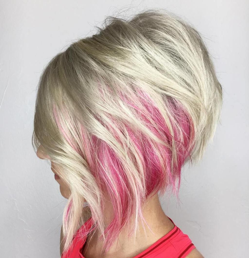 Hairstyles (View 9 of 20)
